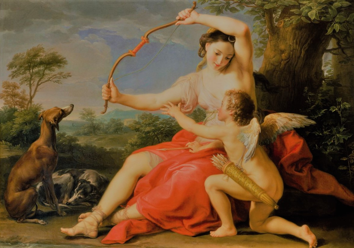 The Story of Cupid