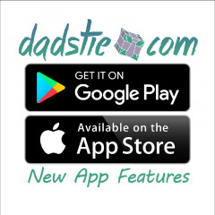 New DadsTie App Features